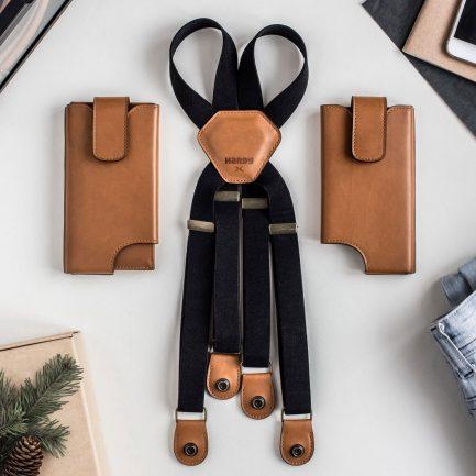 phone shoulder holster